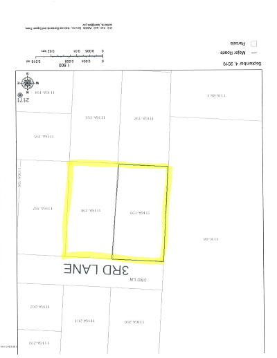 Onslow County Residential Lots & Land For Sale: 305 3rd Lane
