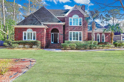 Wilmington Single Family Home For Sale: 5521 Chelon Avenue