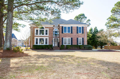 Greenville Single Family Home For Sale: 3614 Gosford Gate