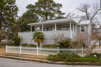 Oriental Single Family Home For Sale: 502 Water Street