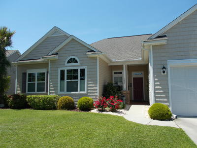 Southport Single Family Home For Sale: 5009 Bowline Court