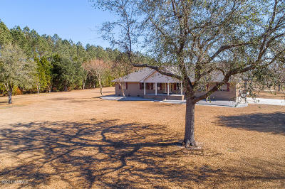 Bolivia Single Family Home For Sale: 5590 Country Ridge Road SE