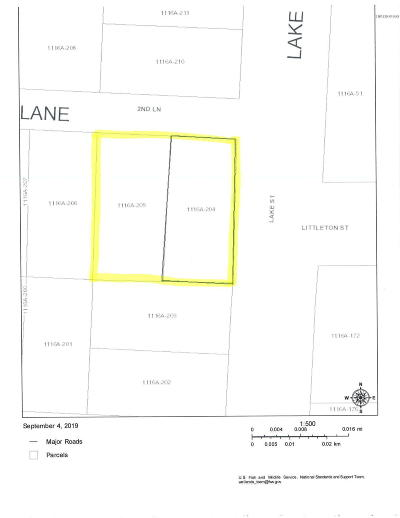Midway Park Residential Lots & Land For Sale: 201 2nd Lane