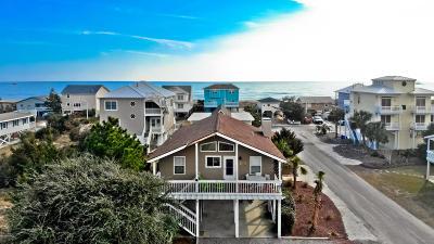 Ocean Isle Beach NC Single Family Home For Sale: $425,000