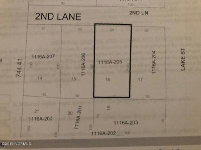 Midway Park Residential Lots & Land For Sale: 203 2nd Lane