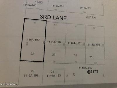 Midway Park Residential Lots & Land For Sale: 307 3rd Lane