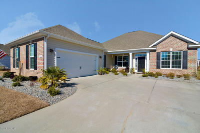 Carolina Shores Single Family Home For Sale: 1208 Fence Post Lane