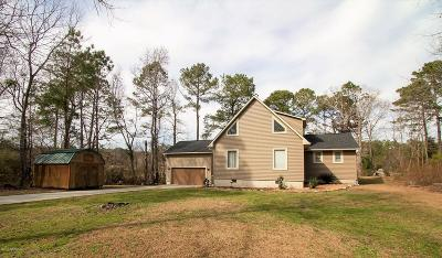Shallotte Single Family Home Pending: 4062 Forest Lake Drive SW