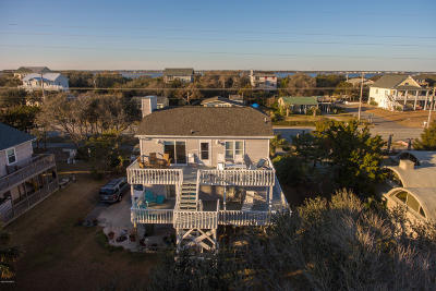 Emerald Isle Single Family Home For Sale: 5603 Emerald Drive