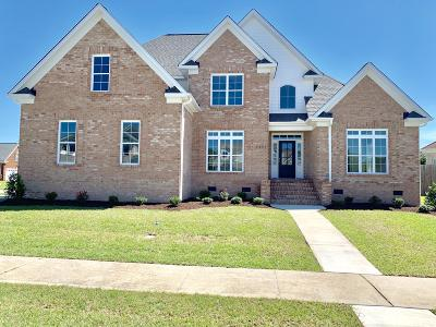 Winterville Single Family Home For Sale: 300 Boyne Way