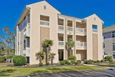Sunset Beach Condo/Townhouse Pending: 221 Kings Trail #1404