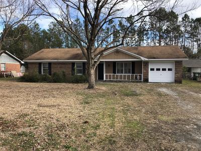 Wilmington Single Family Home For Sale: 4838 Berkley Drive