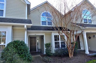 Wilmington Condo/Townhouse For Sale: 6211 Wrightsville Avenue #114