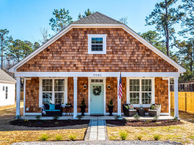 Wilmington Single Family Home For Sale: 5580 Sycamore Street