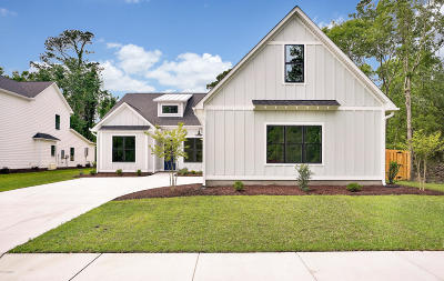 Wilmington Single Family Home For Sale: 7210 Albacore Way