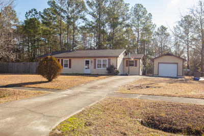 Newport Single Family Home For Sale: 146 Bayberry Road