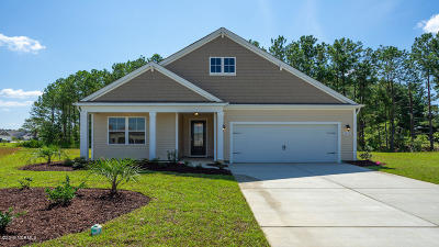 Carolina Shores Single Family Home For Sale: 2014 Creek Lake Court #1747 Lit