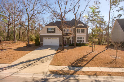 Swansboro Single Family Home For Sale: 314 Leaward Trace
