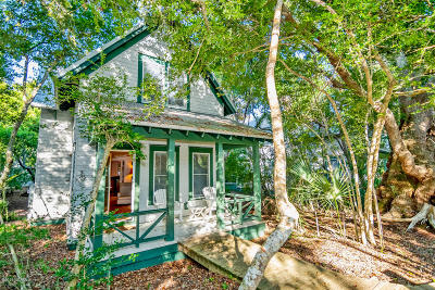 Bald Head Island Single Family Home For Sale: 618 Chicamacomico Way