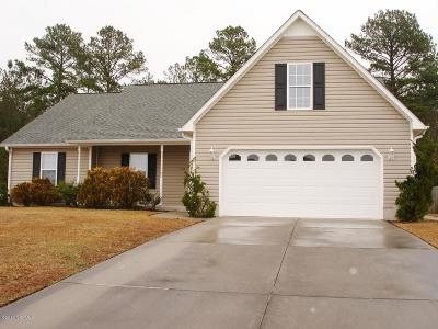 Havelock NC Single Family Home For Sale: $189,000