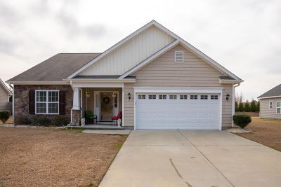 Greenville NC Single Family Home For Sale: $185,500
