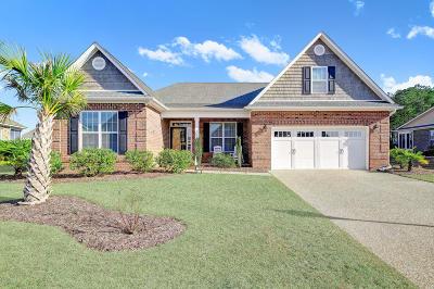 Leland NC Single Family Home For Sale: $378,500