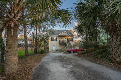 Carteret County Single Family Home For Sale: 7210 Archers Creek Drive