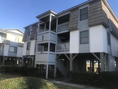 Ocean Isle Beach Condo/Townhouse For Sale: 43 Ocean Isle West Boulevard #2-2
