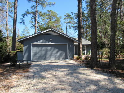 Carolina Shores Single Family Home For Sale: 3 Arden Place