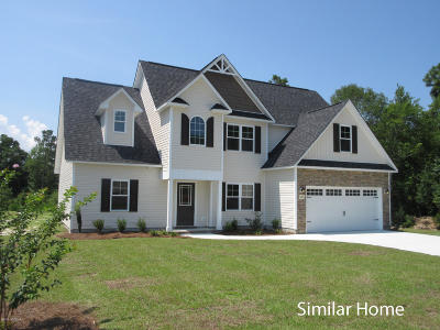 Onslow County Single Family Home For Sale: 204 Gladstone Drive