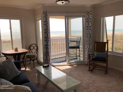 Atlantic Beach Condo/Townhouse For Sale: 1904 E Fort Macon Road #320