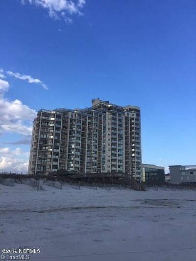 Ocean Isle Beach Condo/Townhouse For Sale: 63 Ocean Isle West Boulevard #105