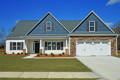 Winterville Single Family Home For Sale: 530 Villa Grande Drive