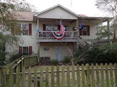 Oak Island NC Single Family Home For Sale: $289,000