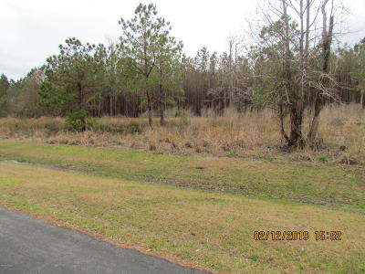 Beaufort NC Residential Lots & Land For Sale: $44,900