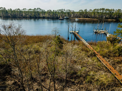 New Bern Residential Lots & Land For Sale: 5402 Trade Winds (Lot 138) Road