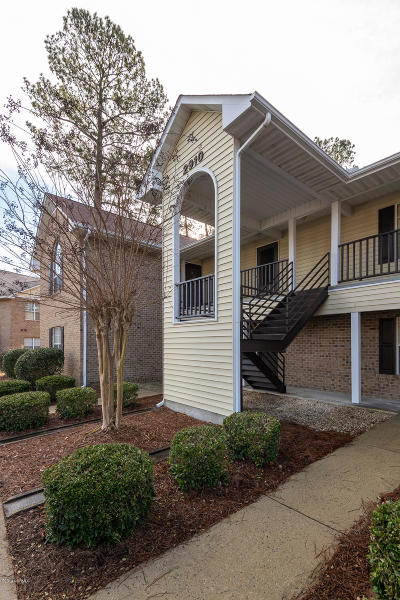 Greenville NC Condo/Townhouse For Sale: $88,900