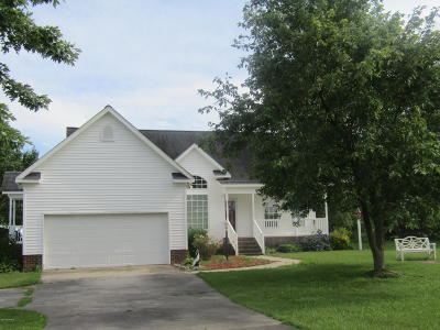 Farmville Single Family Home For Sale: 4501 Nc 121