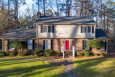 Greenville Single Family Home For Sale: 115 Antler Road