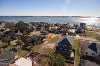 Morehead City Residential Lots & Land For Sale: 3112 Evans Street