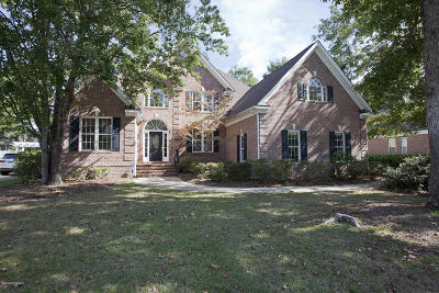 Wilmington Single Family Home For Sale: 4317 Winforde Road