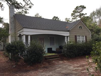 New Hanover County Commercial For Sale: 4928 Oleander Drive