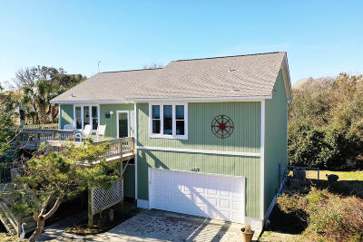 Emerald Isle Single Family Home For Sale: 107 Seabreeze Court