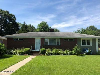 Greenville Rental For Rent: 2500 E 3rd Street