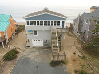 Oak Island Single Family Home For Sale: 5127 W Beach Drive