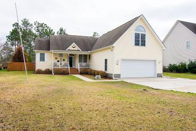 Southport Single Family Home For Sale: 738 Trevino Road