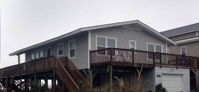 Ocean Isle Beach Single Family Home For Sale: 370 E 1st Street