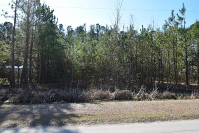 New Bern Residential Lots & Land For Sale: 138 Shingle Brook Road