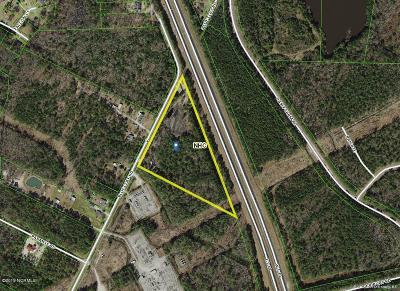 New Hanover County Commercial For Sale: 4800 Blue Clay Road