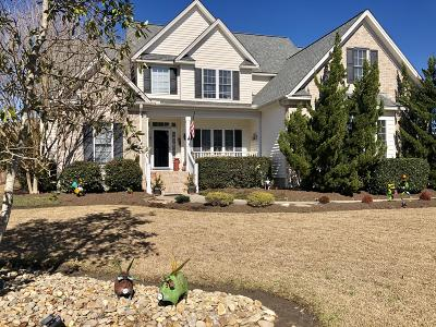 Winterville Single Family Home For Sale: 649 Stillwater Drive